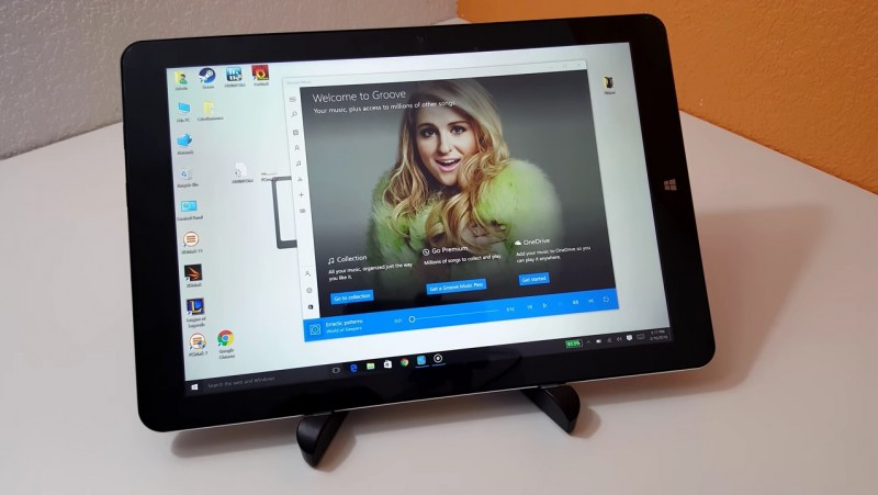Chuwi Hi12: Tablet PC Dual Boot Windows 10 + Android dengan Layar Surface Pro 3