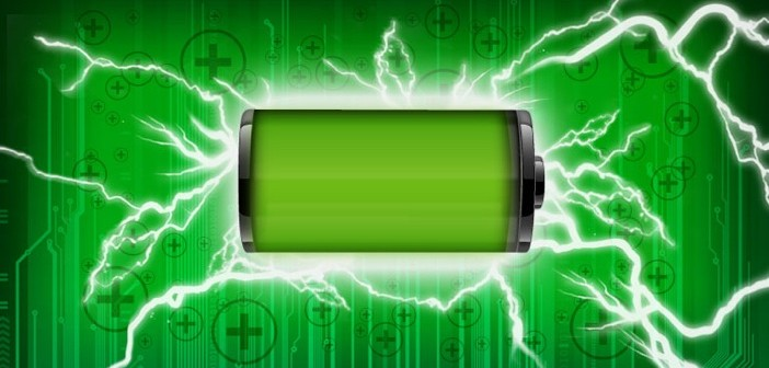 Ditemukan Baterai Super: Charge Beberapa Detik, Menyala Beberapa Minggu