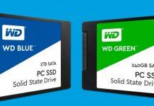 Pre-order SSD Terbaru Besutan Western Digital: WD Green / WD Blue SSD (Bonus Backpack)
