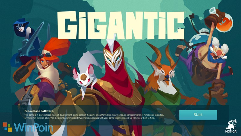 Quick Review Gigantic: Gratis tapi . . .