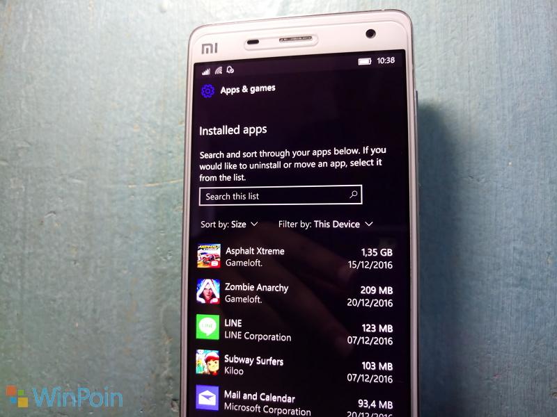 Tips Agar Langgeng dengan Ponsel yang Memiliki Penyimpanan 16GB