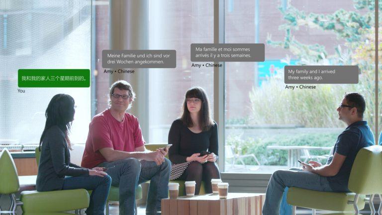 Microsoft Translator : Penerjemah Pribadi Universal Pertama di Dunia