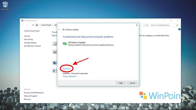Windows Update Kamu Bermasalah? Perbaiki dengan Cara ini