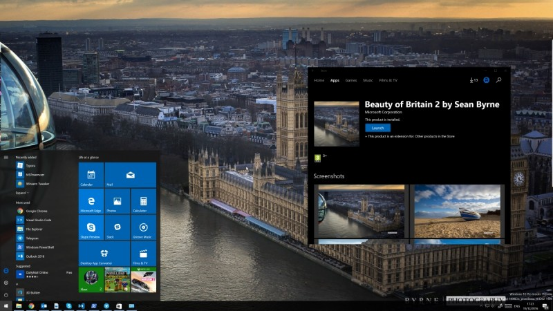 Tema Windows 10