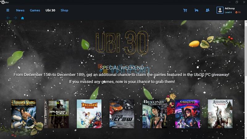 Last Chance! Dapatkan 7 Game Gratis dari Ubisoft