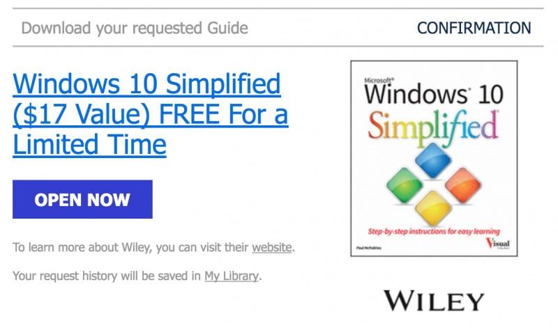 Terbatas: Download Ebook Panduan Lengkap Windows 10 (Senilai 230 Ribu, GRATIS!)