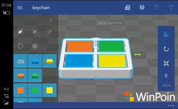 Yuk intip 3D Builder untuk Windows 10 Mobile!