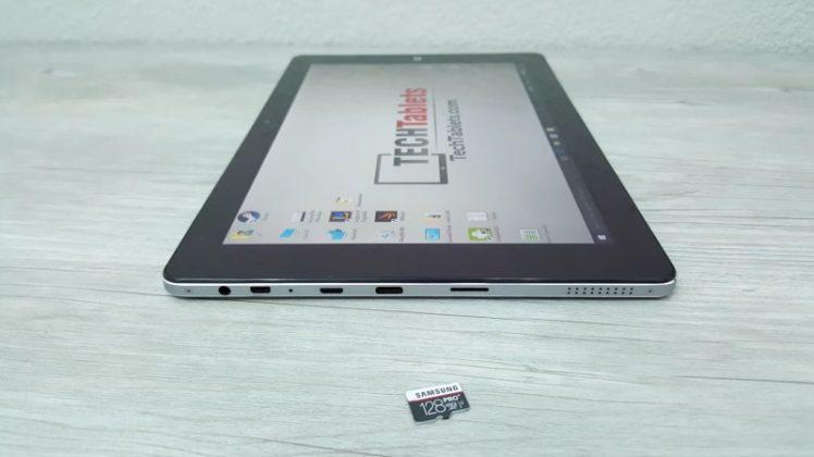 HiBook Pro: Tablet Windows 10 + Android dengan Layar Beresolusi 2K