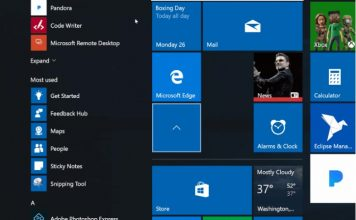 Buat Live Tile Folder Kamu di Start Menu untuk Windows 10 PC!