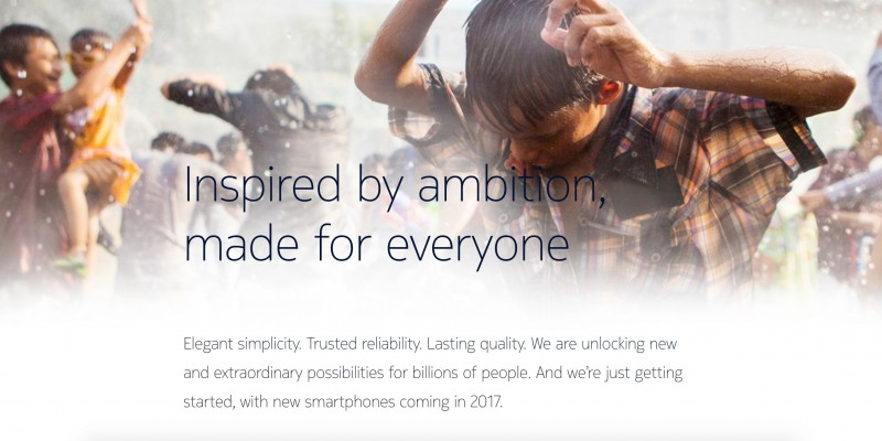 Nokia is Back: Halaman Phone Muncul di Website dan Facebook Nokia