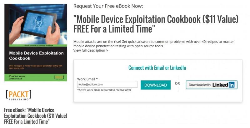 Terbatas: Download Panduan Eksploit / Hacking Smartphone dan Tablet
