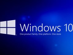 windows 10 one