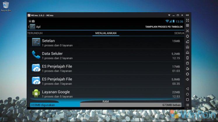 Review (Emulator Android) MEmu: Performanya Melebihi Galaxy Note 5?