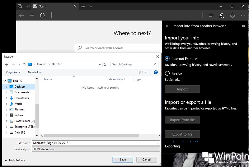 Cara Export Favorites dari Microsoft Edge (4)