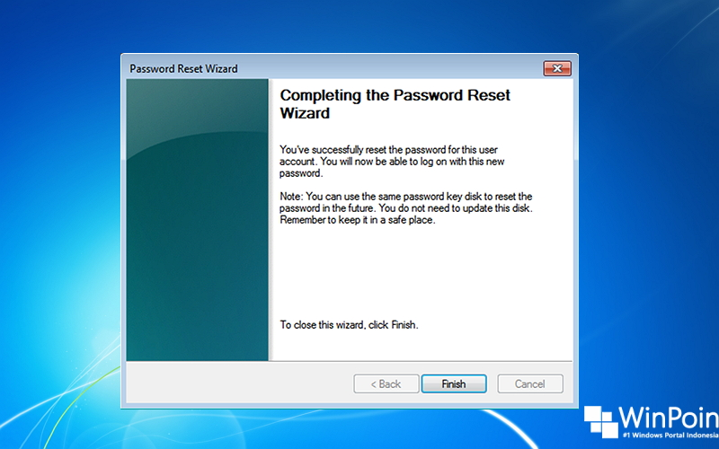 Cara Reset Password Windows 7 dengan Flashdisk (2)