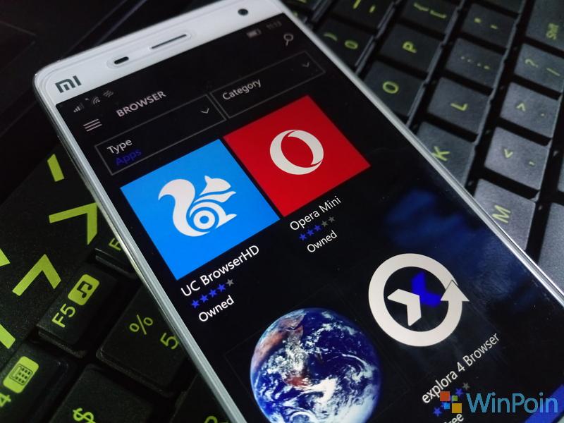 Tak Bisa Membuka YouTube pada Microsfot Edge (Windows 10 Mobile)? Begini Cara Mengatasinya