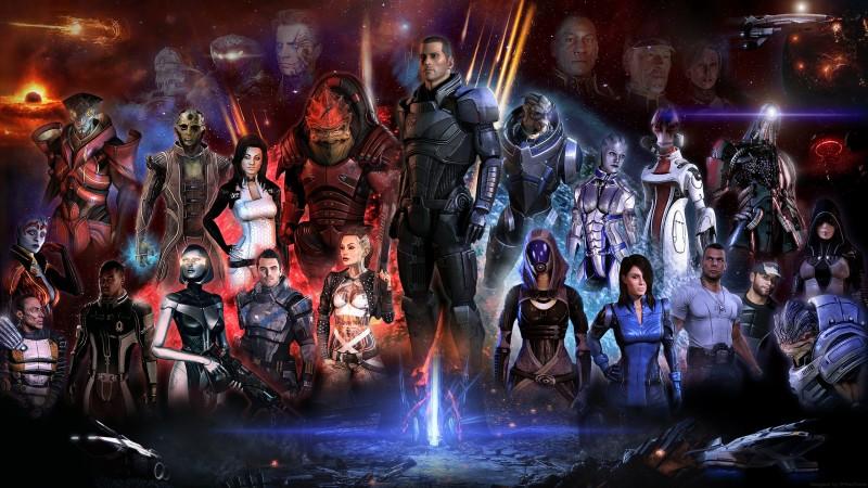 Dapatkan Game Mass Effect 2 GRATIS!