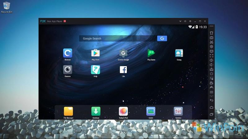 Review (Emulator Android) Nox: Performanya Hampir Setara Remix OS!