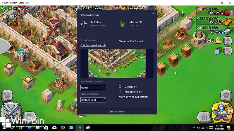Windows 10 Build 15019 Fitur Baru pada Xbox Gaming (2)