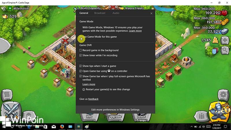 Windows 10 Build 15019 Fitur Baru pada Xbox Gaming (5)