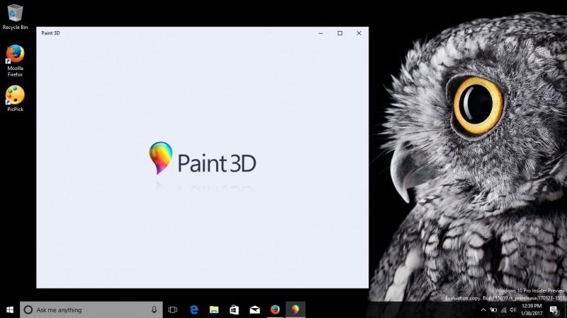 Windows 10 Build 15019 Integrasi Classic Paint dengan 3D Paint (1)