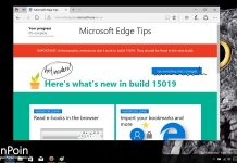 Windows 10 Build 15019 Peningkatan pada Microsoft Edge (1)