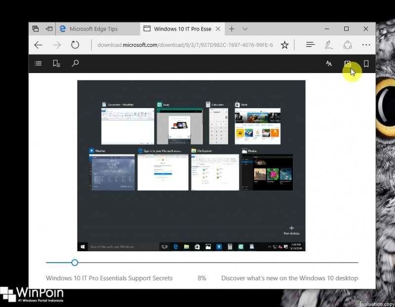 Windows 10 Build 15019 Peningkatan pada Microsoft Edge (3)
