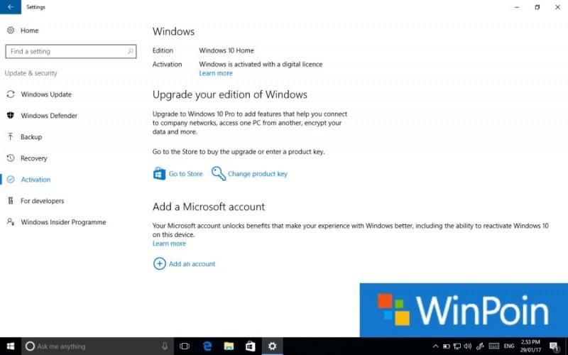 Baca juga: Cara Menemukan Versi Windows Defender di Windows 10