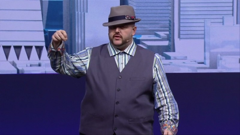 Microsoft PHK Salah Satu Presenter Terbaiknya
