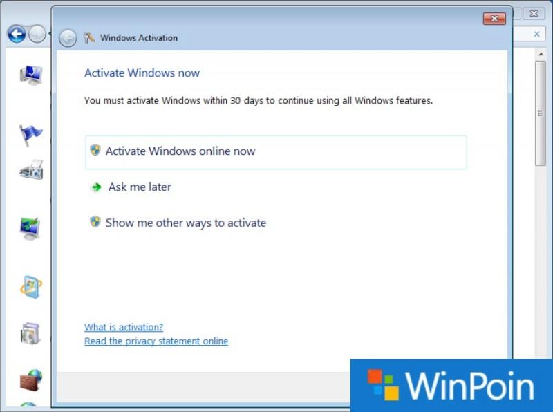 Cara Aktivasi Windows 7 (Tutorial + Gambar)
