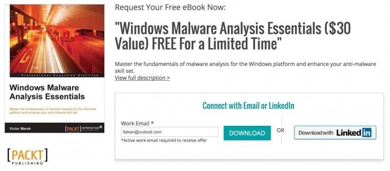 Download Panduan Menjinakkan Malware dan Membuat Anti-Malware Sendiri