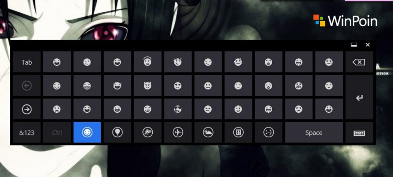 Ekspresikan Suasana Hatimu dengan Emoji di Windows 10