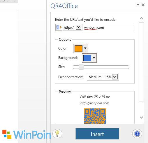 Cara Mudah Membuat QR Code dengan MS Word