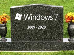 Tahun 2020, Microsoft Akan Mengakhiri Dukungan untuk Windows 7