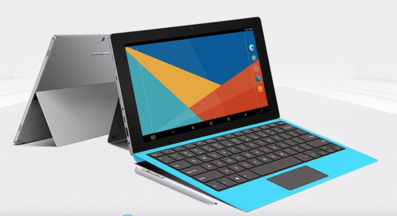 Teclast Tbook 16 Power: Tablet Windows 10 + Android Sekaligus
