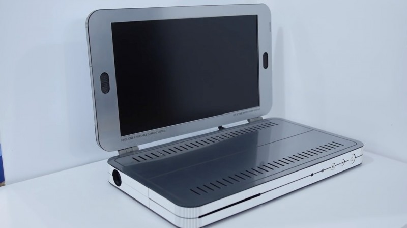 Ketika Xbox One S Diubah Menjadi Laptop (Video)