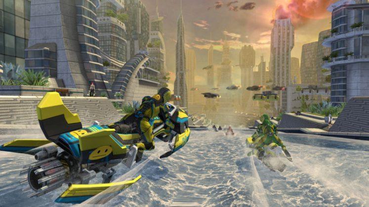 Riptide GP: Renegade Resmi Tersedia untuk Windows 10 dan Xbox One