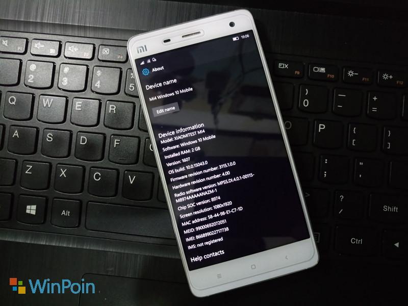 Daftar Perbaikan di Windows 10 Mobile Build 15043 (Beserta Permasalahannya)