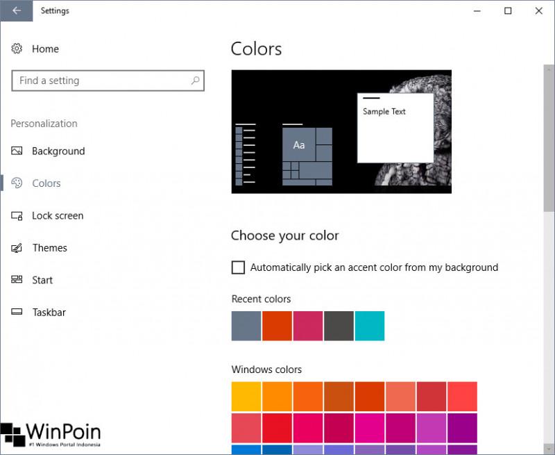 Cara Membuat dan Menyimpan Tema Sendiri di Windows 10 (1)