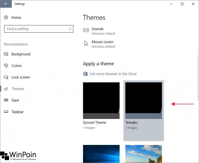 Cara Membuat dan Menyimpan Tema Sendiri di Windows 10 (3)