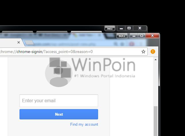Cara Menjalankan Google Chrome dengan User yang Berbeda (6)