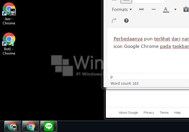Cara Menjalankan Google Chrome dengan User yang Berbeda (7)
