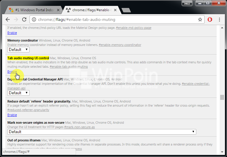 Cara Mute Tab Tidak Aktif di Google Chrome Secara Otomatis (3)