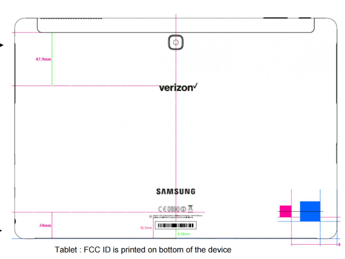 Spesifikasi Samsung Galaxy TabPro S2 Terungkap
