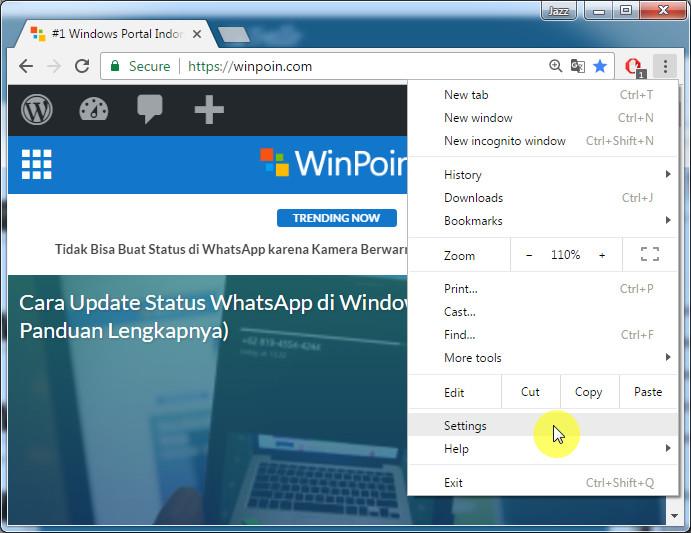 Cara Menjalankan Google Chrome dengan User yang Berbeda (17