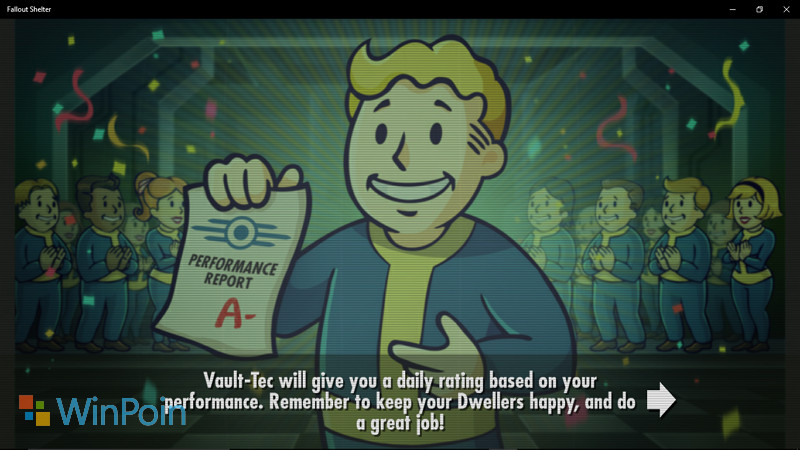 Review Game Fallout Shelter