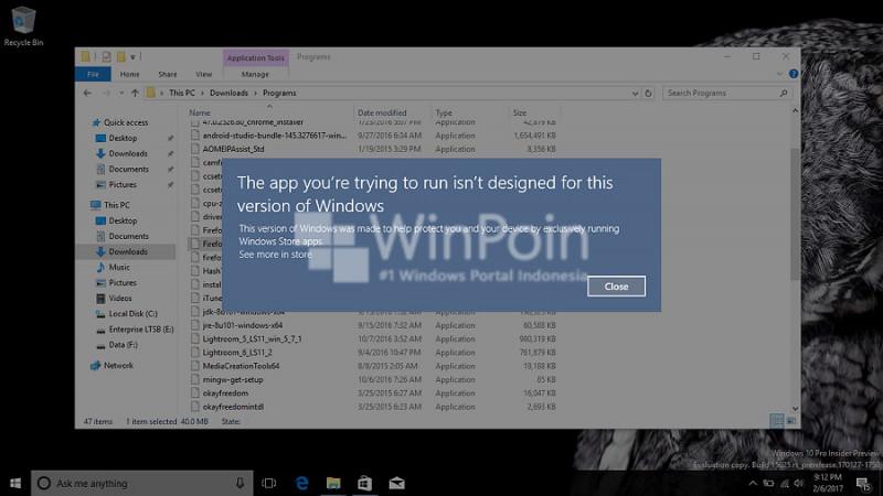 Review Windows 10 Cloud Inilah Tampilan dan Fiturnya (4)