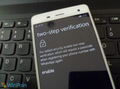Apa itu Two-step Verification di WhatsApp?