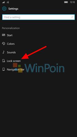 Cara Menonaktifkan / Mengubah Detail Status di Lock Screen