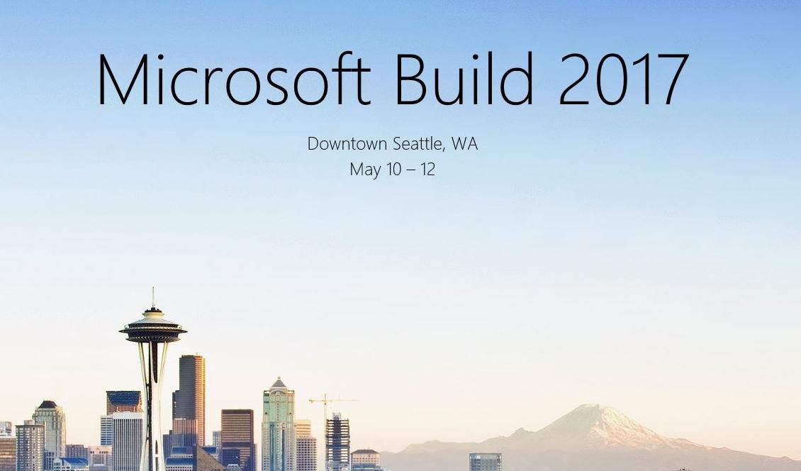 Pendaftaran Microsoft Build 2017 Dibuka di Hari Valentine